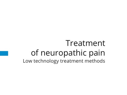 Neuropathic Pain - low-tech preview