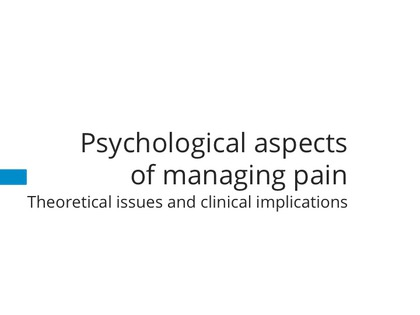 Psychological Aspects preview