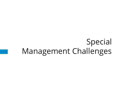 Special Management Challenges preview